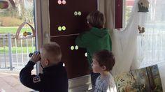 Themahoek: vogels in de winter. Vogels spotten, handig zoveel extra ogen op de Prins Clausschool!