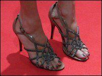 Alesha Dixon Feet