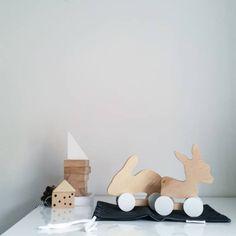pinch toys - Maxi Rabbit