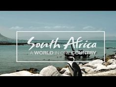 South Africa: A world in one country - in order of appearance in the video) Kleinmond and Betty's Bay, Buffelsbaai, Capetown, Somewhere near Witsand, Somewhere in the Karoo on the road to Oudtshoorn, Blyde River Canyon, Pretoria & Hartbeespoort Dam, Ann van Dyk Cheetah Farm, Giraffes – Naval Hill Bloemfontein, Kruger Park & Sabie River Lodge and finally Lagoon Beach.