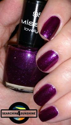 Searchin 4 Sunshine: [Nails] LilaLauneLack mit Misslyn lovely nails 95 lilac poison