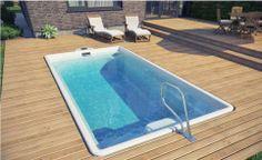 Fonteyn polyester zwembaden en inspiratie - Fonteyn polyester swimmingpools and inspiration #Fonteyn