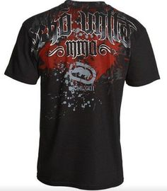 Check it out, one of our fonts featured on an Ecko Unlimited Tee. Font: MCF WildWest WW  sideprojectinc.com
