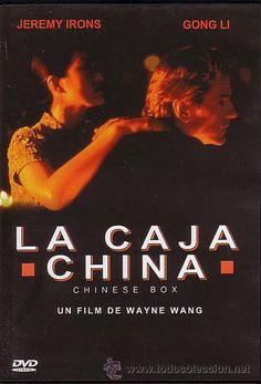 La caja china (1997) EEUU. Dir: Wayne Wang. Drama. Romance. Enfermidade. Xornalismo - DVD CINE 216