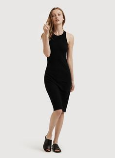 Shop for the Long and Lean Dress at Kit and Ace. Kit and Ace provides technical clothing for men and women.