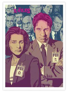 La nouvelle saison d'X-Files diffusée à partir du 24 janvier 2016