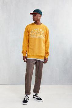 Vans Lorning Sweatshirt - Urban Outfitters