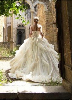 Buy discount Gorgeous Tulle Sweetheart Neckline Ball Gown Wedding Dresses at Dressilyme.com