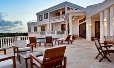Mystique, reputed to be the largest villa on the island  of Anguilla, at 21,000 square feet, is home to five Grand Villa Suites, three pools and a full gym. Book you next group event call Nica @ 404-655-8283.