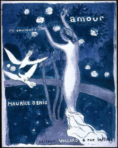 Maurice Denis, Cover ofAmour,1898