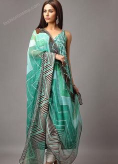 Deepak Perwani Lawn 2012 by Orient Textiles - Full Catalog d