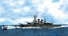 Littorio (nave da battaglia) - Wikipedia