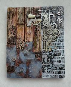 Светлана Блинникова https://www.steampunkartifacts.com
