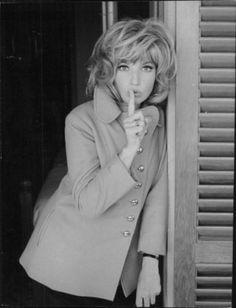 Monica Vitti (Maria Luisa Ceciarelli)Attrice italiana Nata il 3 novembre (1931)
