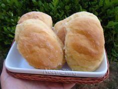 Pão de mandioquinha » NacoZinha - Blog de culinária, gastronomia e flores - Gina