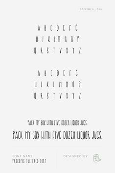 Free Font Prokopis is a multilingual font. With this typeface, you can achieve a handwritten-type lettering feeling. Calligraphy Fonts Alphabet, Handwriting Alphabet, Hand Lettering Alphabet, Doodle Lettering, Block Lettering, Typography Fonts, Bullet Journal Font, Journal Fonts, Journaling