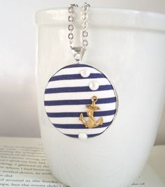 para hacer collar marinero