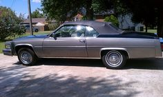 "1978 Cadillac Deville ""Paris"" convertible | That Hartford Guy | Flickr"