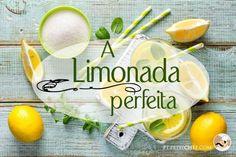 O segredo da Limonada perfeita