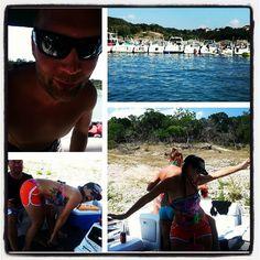 #yolo #floatboat #canyonlake #partycove #lmmfnao