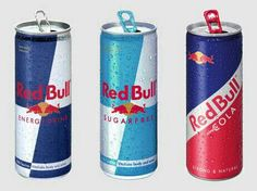 Red Bull Energy Drinks, Red, Blue, and Silver Edition Cans (Pack of Energy Drinks, Red Bull Drinks, Packaging, Human Behavior, Monster Energy, Alternative Health, Fitness Diet, Helpful Hints, Red And Blue