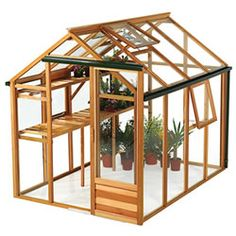 If you are looking for a way to build your own green house, you should have a look at  these green house building plans