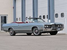 1972 Ford LTD Convertible