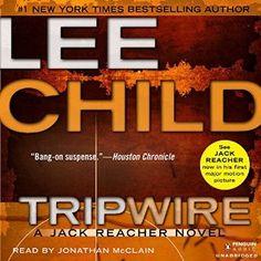 cool Tripwire | Lee Child | Jack Reacher Series | AudioBook Download