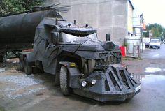 Halloween truck!