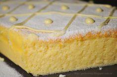 Además del chocolate blanco, este pastel también lleva queso. ¡Una tarta buenísima!