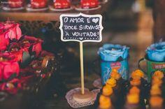 Meu Dia D - Casamento DIY no Campo A céu aberto Detalhes Coloridos (42)