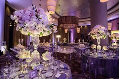 Wedding at @trumpchicago - floral & decor @hmrdesigns - Planner @personalizedeventsbymichelle by nakaiphotography
