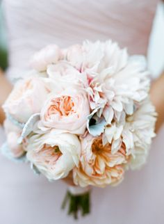 <3 PEONIES (Flowers: Adornments) - Santa Margarita Ranch Wedding from Sylvie Gil + Touch of Style