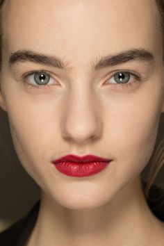 Christian Dior Spring 2016 Couture Beauty