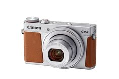 Fantechnology: Canon presenta la nuova PowerShot G9 X Mark II