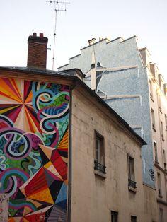 Paris, 2013  #paris #streetart