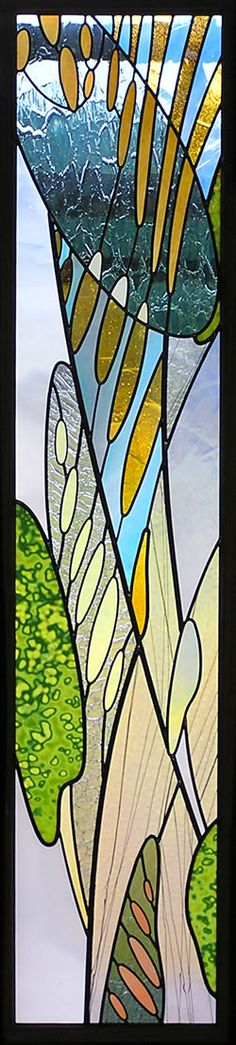Eidos Stained Glass - Steven Wrubleski