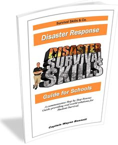 A great tool for any teacher or school official is the Disaster Response Guide for Schools. A simple guide helps teachers educate their students on different emergency procedures. Always stay prepared! You never know what could happen.  $9.95  http://www.disastersurvivalskills.com/disaster-response-team-guide-for-schools#
