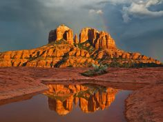 Cathedral Rock  Sedona, Arizona, USA