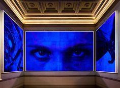De blik binnenin van Jan Fabre, Museum voor Schone Kunsten Brussel
