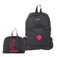 Magic Lightweight Packable Backpack by Zoomlite Black >>> Visit the image link more details.