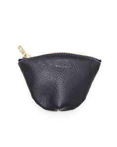 Baggu Leather Coin Purse