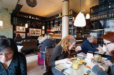 Top Weegie Foodie Dates - Brunch at Transeurope Cafe