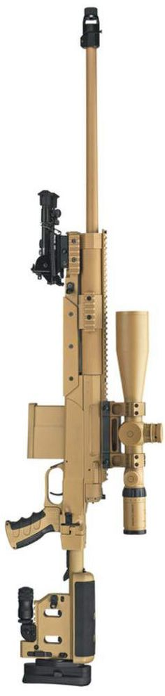 New German Army G29 Sniper Rifle (Haenel RS9 in .338 LM)