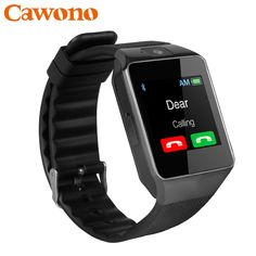 Smart Watches Aggressive Latest Dz09 Smart Watch With Sim Card Slot Camera For Android Samsung Iphone