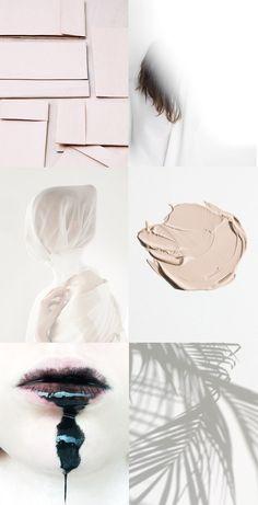 Nude and Fragile - via Coco Lapine Design