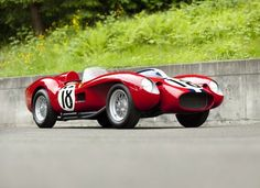 Testa Rossa Most Expensive Car Ever Sold at Auction?