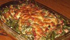 Recept: Ovenschotel met sperziebonen en ham