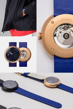 CUSTOM SWISS MADE WATCHES. For designers, architects and daydreamers. Objest creates beautifully simple, premium Swiss made watches. Designed to be loved and worn with pleasure and pride, our timepieces are for people who notice the telling details that differentiate superior design and impeccable quality. objest.com #Christmasgifts #giftsforher #giftsforhim #Swissmade #Watches #Designer #productdesign #Lifestyle