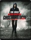 Mission: Impossible - Ghost Protocol [Blu-ray] [Collectible Metail Packaging] [2011]